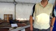 """Ecofestival ça marche 2014 : Village """"Faites-le vous-même(s)"""" - Atelier Fabrication de toilettes sèches - Toilettes & Co"""