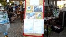 """Ecofestival ça marche 2014 : Village """"Faites-le vous-même(s)"""" - Atelier Fabrication panneaux solaires thermiques - AEZEO"""