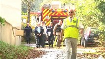 Cinq morts dans un crash d'hélicoptère dans le Doubs
