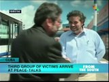 Third Group of Colombian victims arrive in Cuba for Peace Talks