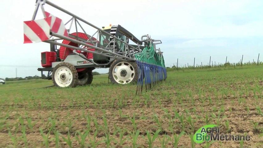 """Présentation du fonctionnement de l'unité de méthanisation """"Agri Bio Methane"""", 1er site d'injection de biométhane du Grand Ouest (85)"""