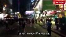 Hong Kong : Plongez au coeur de la manifestation