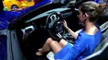 Mondial de l'automobile: optimisme et technologies dernier cri