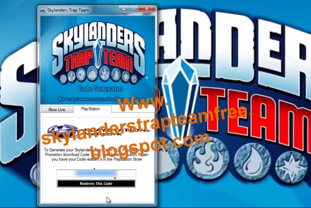 Skylanders Trap Team Free Giveaway Xbox One Xbox 360 Ps3 Ps4 Video Dailymotion