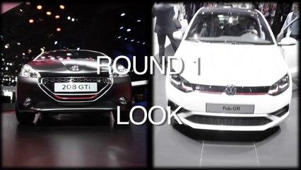 Aperçu d'une vidéo de l'article 208 GTi 30th vs Polo GTi : le premier match en vidéo !
