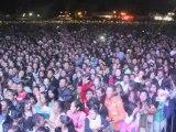 Clausura Feria de San Miguel Arcángel 2014 y Presentación de la Banda MS en San Felipe Gto.