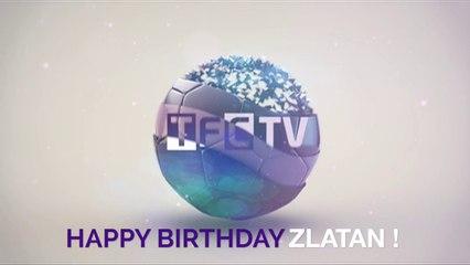 Notre colis-cadeau pour Zlatan !!!