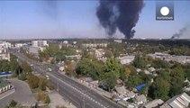Ουκρανία: Νεκρός υπάλληλος του Ερυθρού Σταυρού μετά από βομβαρδισμό στο Ντόνετσκ