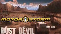 Motorstorm gameplay Dust Devil sony ps3 2007 HD Part 5