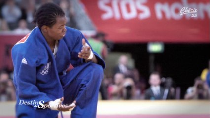 Destins de sportives - Judo - audrey tcheumeo Chérie 25
