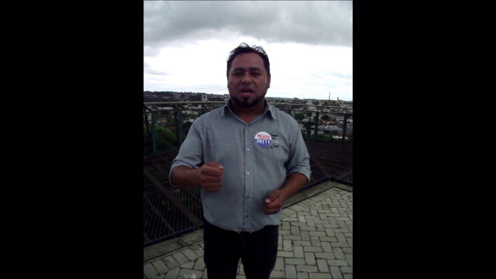 Beto Campos pede apoio para Nelson Justus 25111