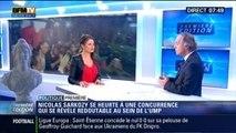 Politique Première: UMP: Nicolas Sarkozy fait face à une concurrence qui se révèle redoutable - 03/10