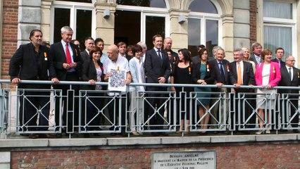 Mérites wallons et Fêtes de Wallonie 2014
