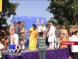 BJP finds Congress hand in ''Jo Baka Hoardings', Ahmedabad - Tv9 Gujarati