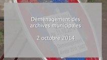 Les archives municipales de Dunkerque déménagent