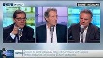Brunet & Neumann: Présidence de l'UMP: la campagne marathon de Nicolas Sarkozy - 03/10
