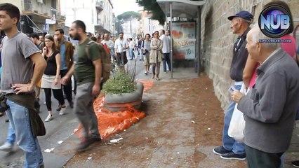 #BlockBCE Napoli - Corteo Colli Aminei