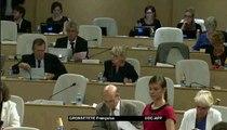 AP 3 octobre 2014 - Intervention de Françoise GROSSETÊTE sur l'adoption des programmes et modalités de gestion des fonds européens