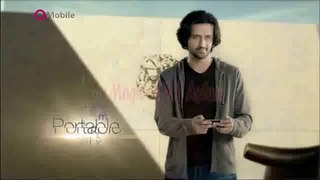 Atif Aslam New Ad For Qmobile Noir I7