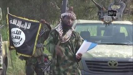 Boko Haram Leader, Abubakar Shekau Releases New VIdeo, Says He's Alive!
