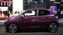 Vidéo Peugeot 108 au Mondial de l'Automobile 2014 - L'argus