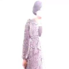 Actress Genevieve Nnaji Shows Off Gorgeous Dress