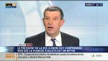 L'Édito éco de Nicolas Doze: BCE: La planche à billets serait-elle donc un mythe ? - 03/10