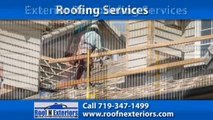 Hail Damage Repairs Centennial, CO   Roof N Exteriors