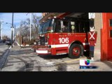 Chicago Fire Dept. 5-11 Club Chicago, Univision Story on the Unit 12/13/2013