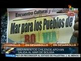 Morales agradece apoyo de movimientos chilenos sobre demanda marítima