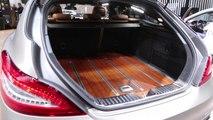 Vidéo Mercedes-Benz Classe CLS au Mondial de l'Automobile 2014 - L'argus