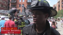 Chicago Fire: Season 3 Sneak Peek - Crazy Daves Mobile Hot Tub Service Featurette