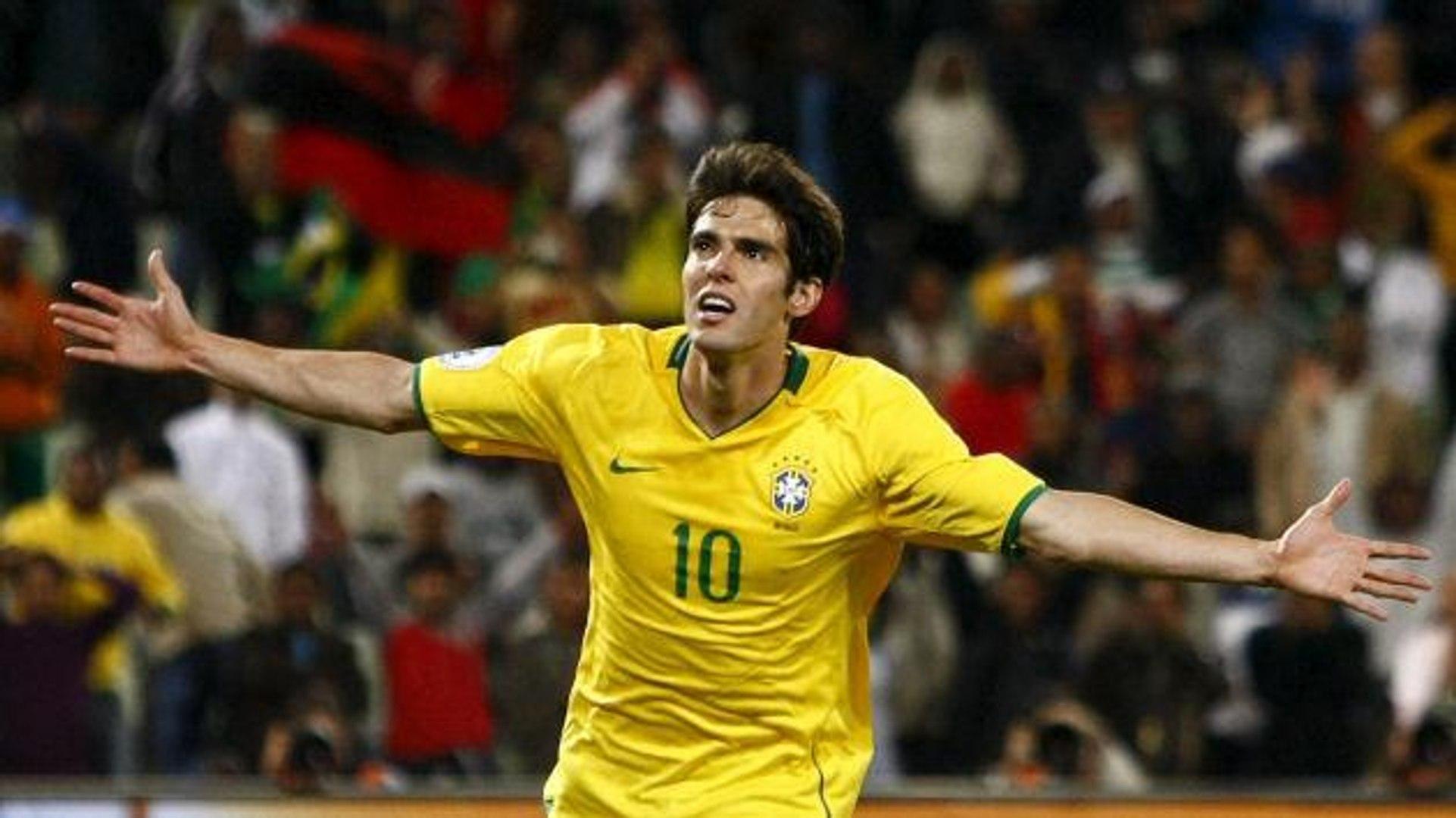 Torcedores aprovam volta de Kaká à Seleção Brasileira