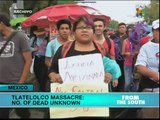 Mexicans commemorate 1968 Tlatelolco massacre