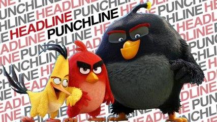 """Angry Birds"" Movie Cast Announced | DAILY REHASH | Ora TV"
