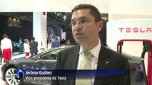 Carros elétricos roubam cena no Paris Motor Show