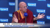 EXTRAIT - Matthieu Ricard : le succès du bouddhisme en Occident