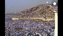 """Hajj : le mufti saoudien appelle à """"frapper d'une main de fer"""" les jihadistes"""