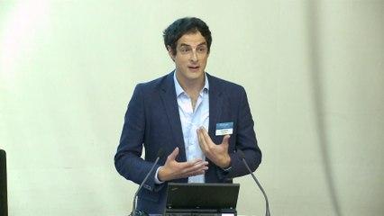 Des maths pures à la startup, David Bessis  #FMEI2014