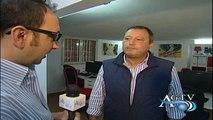 Mario Gallo candidato sindaco di Agrigento News AgrigentoTv