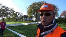 Les explications d'un commissaire de course du rallye de France-Alsace 2014