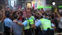 Hong Kong, il governo agli studenti: sgomberare entro lunedì