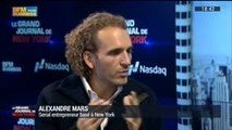 """Nouvelles technologies: Ello est-il le """"Facebook killer"""" ?: Alexandre Mars, dans Le Grand Journal de New York – 04/10 4/4"""