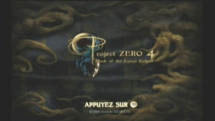 [1/3] Project Zero 4 : Mask of the Lunar Eclipse (FR)