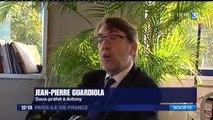 FR3 - Préfecture d'Antony, l'accueil des immigrés facilité... en théorie
