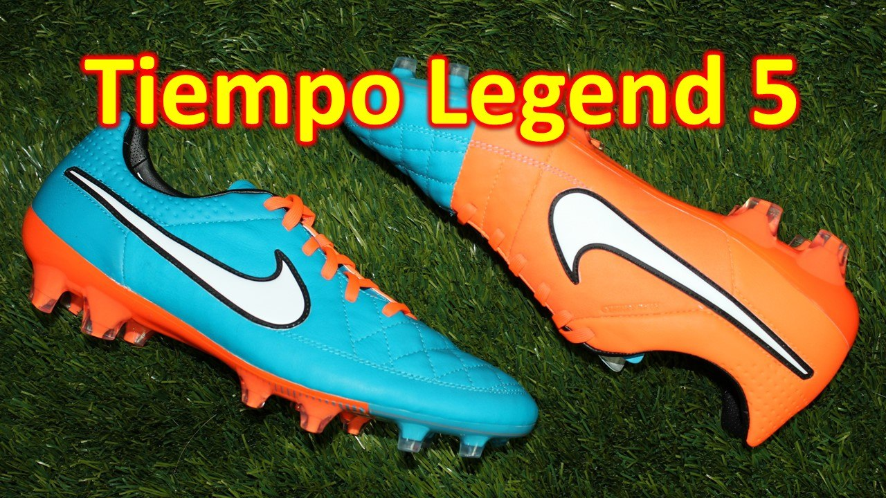 huge selection of f047f ac347 Nike Tiempo Legend 5 Neo Turquoise/Hyper Crimson - Review & On Feet