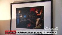 a #Matera street photography intervista a Liverani