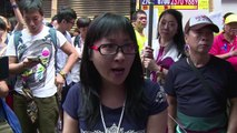 Deadline looms for Hong Kong Occupy Central protesters