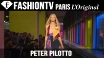 Peter Pilotto Spring/Summer 2015 | London Fashion Week LFW | FashionTV