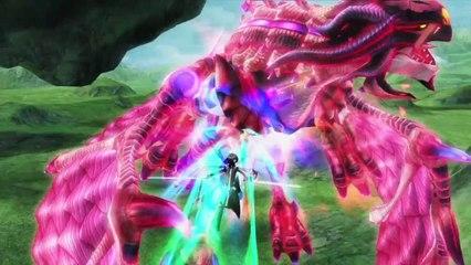 Trailer de Sword Art Online : Lost Song